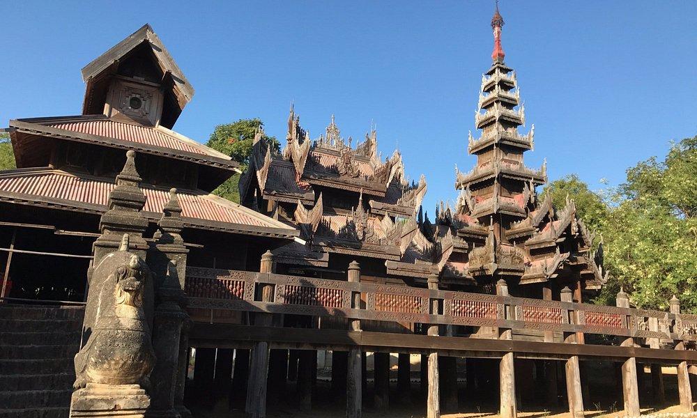 Monastère Yoke Son Kyaung - Sale - Myanmar