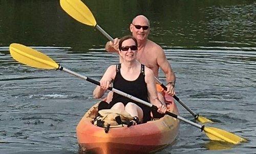 Kayaking, Mullet Bay, Ft DeSoto