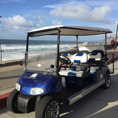 La Jolla Golf Cart Rentals and Coastal Tours