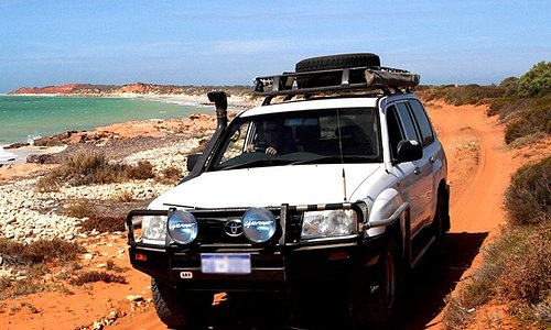 Naturetime Tours offers high quality 4WD tours.
