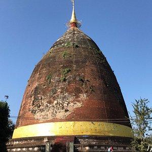 une des pagode les plus ancienne de Birmanie, Paya Gyi