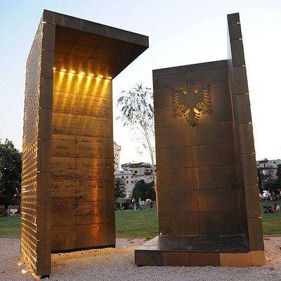 Independence Monument Tirana
