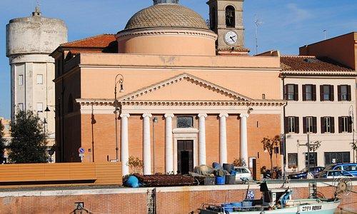 Chiesa S, Maria Porto della Salute.