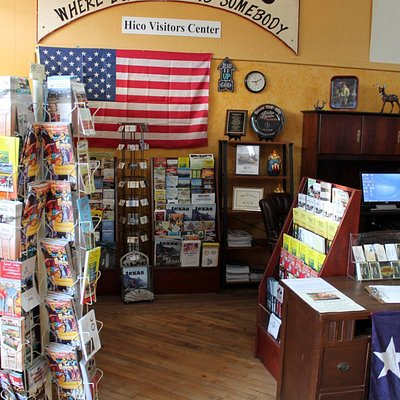 visitor center located in billy the kid museum