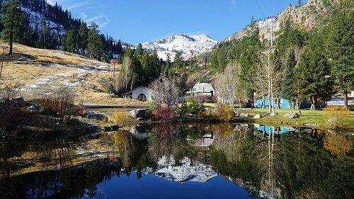 Озеро-зеркало