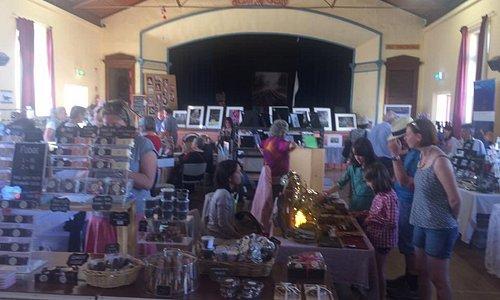 Inside at Richmond Village Market