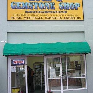 Our Rotorua premises 1120 Eruera St - Fenton St end