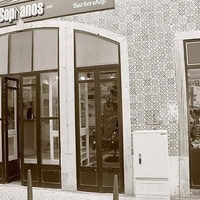 Sopranos Barbershop