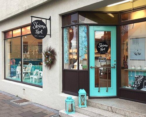 Local design/art shop