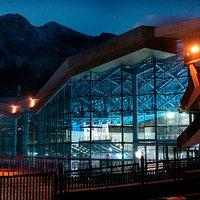 Stadio Olimpico del Ghiaccio di Cortina d'Ampezzo