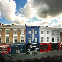 Graffik Gallery, Portobello Road, Notting Hill Gate, London