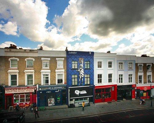 Graffik Gallery, Portobello Road, Notting Hill Gate, London