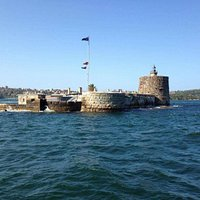 FORT DENISON PROTECTING SYDNEY