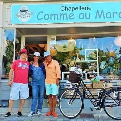 Chapellerie rue Kemmerer