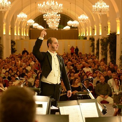 Schloss Schönbrunn Orchester & Dirigent
