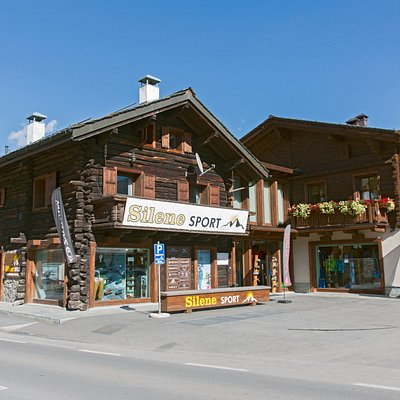 Silene Sport Livigno ski and bike rent