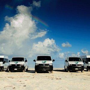 Transporter, Transit and Volkswagen Crafter
