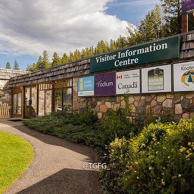 Radium Hot Springs Visitor Centre
