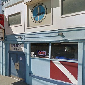 Bamboo Reef Scuba Diving Centers San Francisco Branch Street View