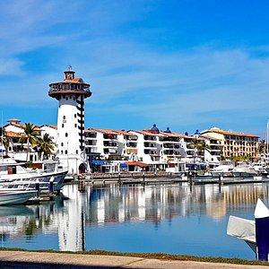 Marina area