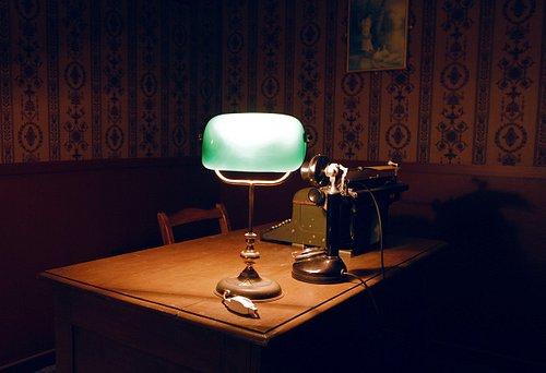 The Cipher Room - Espionage