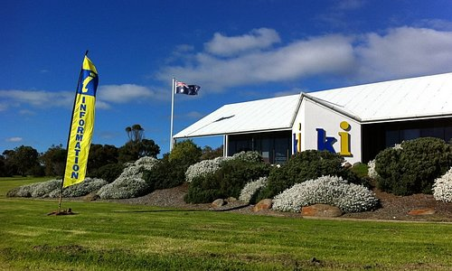 Kangaroo Island's only Accredited Visitor Information Centre