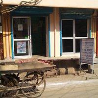 Assi international ogganic. Shops. And varanasi walking office