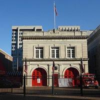 Original Fire Station, Truck & Museum