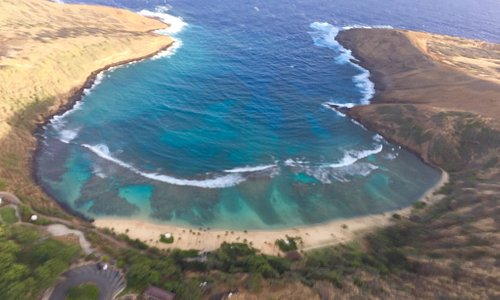 Memorial for Big Wave surfer legend Eddie Aikau, 1st lifeguard at Waimea Bay!  (Dec 1, 2016)