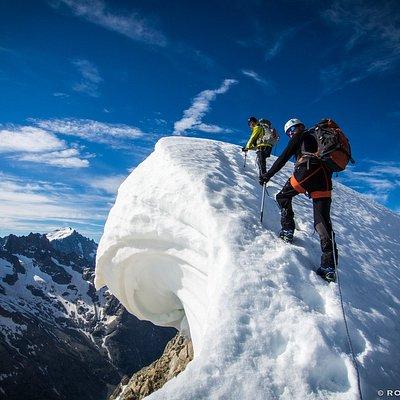 Alpinisme dans les Ecrins