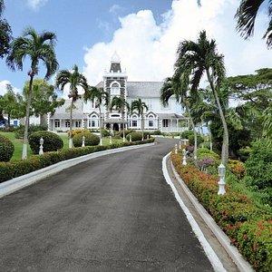 Résidence du Gouverneur, Castries, Sainte-Lucie