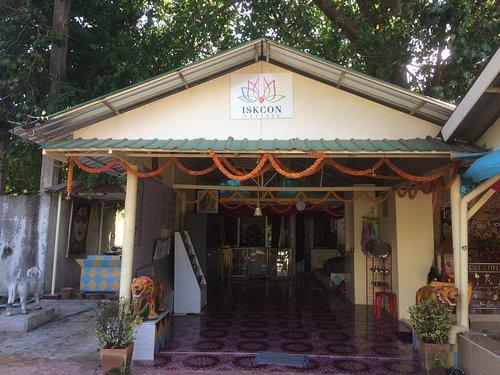 A photo of the Hare Krishna ISKCON Temple, Pattaya