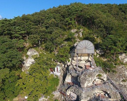 Temple Golgul - Drone