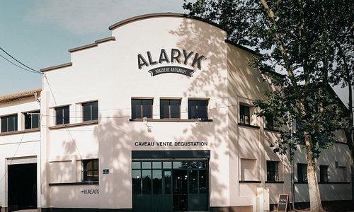 Brasserie Artisanale Alaryk ; Bières biologiques