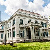 Sede atual do Museu Paranaense