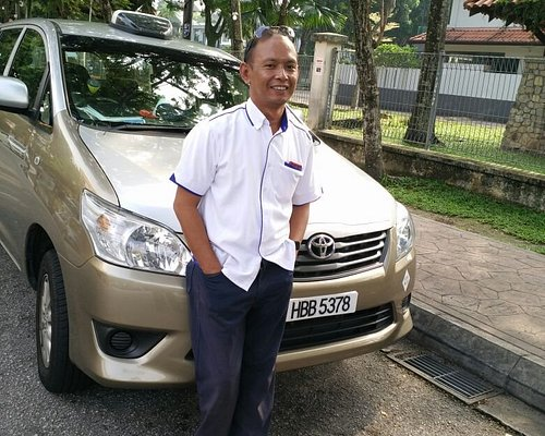 KL Taxi and Private Tours - Rosli