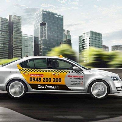 Škoda Octavia CNG Ekologický, úsporný a spoľahlivý taxík.