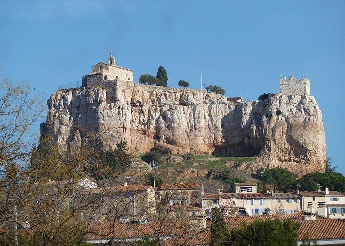 Notre Dame de Vie Xes et la tour sarrazine