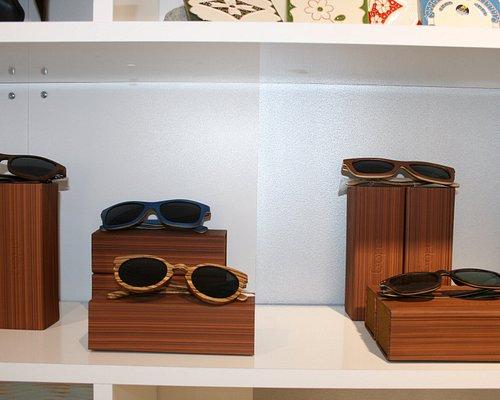 Cool sunglasses.