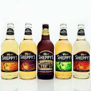 Sheppy's Cider Products