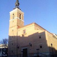 Iglesia San Salvador, Leganés, Provincia de Madrid.