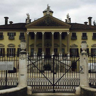 Il Pronao in stile palladiano