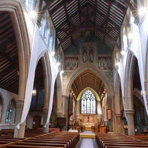 St Martins Church Dorking pic Michael Webb