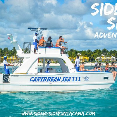BOOK NOW ON www.sidebysidepuntacana.com