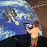 Have an out of this world experience with our interactive panorama!
