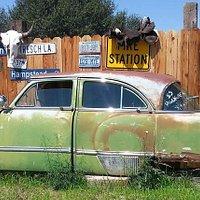 1953 packard car art Yarnell AZ