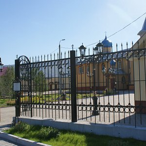 Хибиногорский женский монастырь в честь Казанской иконы Божией Матери
