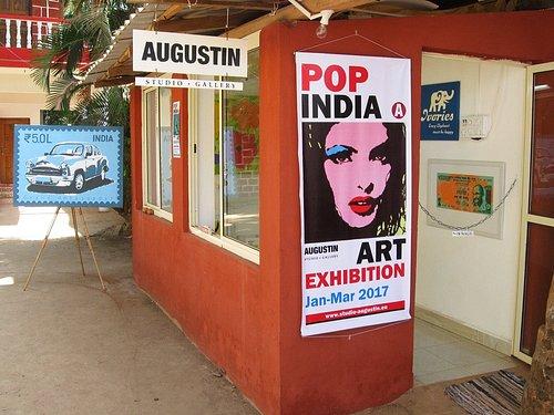 AUGUSTIN Studio & Gallery, Agonda Beach 2017