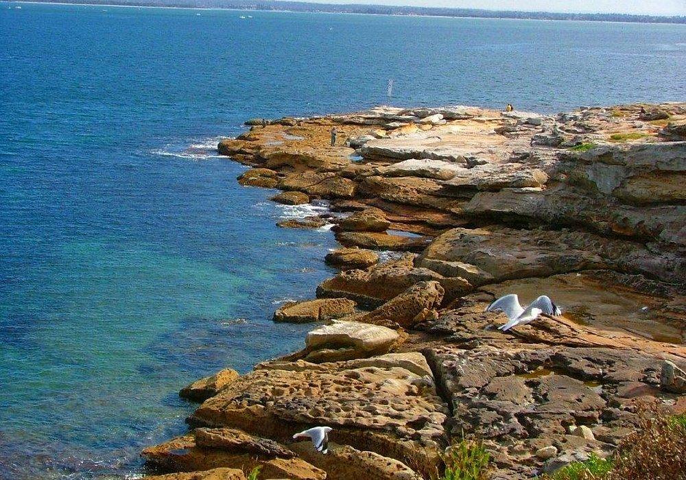 Bare Island La Perouse