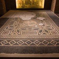 mosaico di Monteau da Po